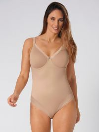 True Shape Sensation Bsw body con ferretto, nudo