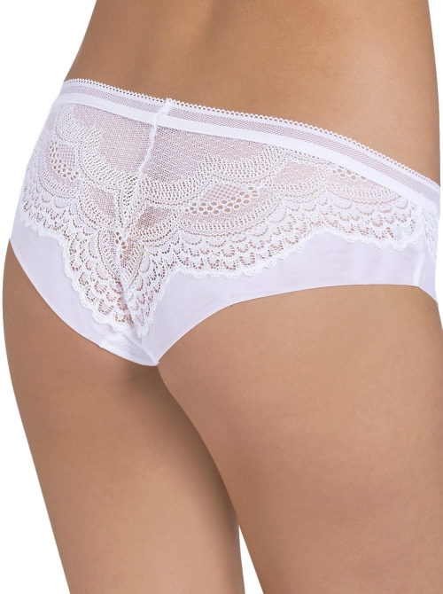 Beauty-Full Darling Hipster slip, bianco TRIUMPH