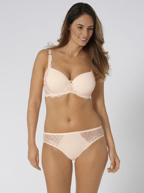 Peony Florale Slip Tai, pesca FLORALE by TRIUMPH