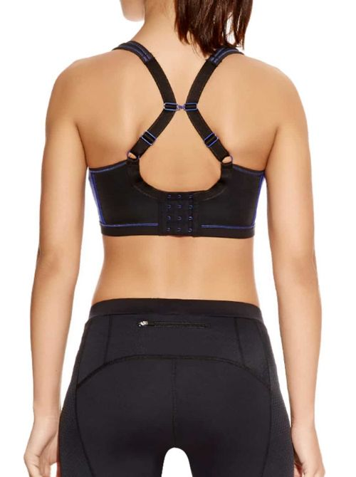 Epic Reggiseno sportivo con ferretto, electric black FREYA ACTIVE