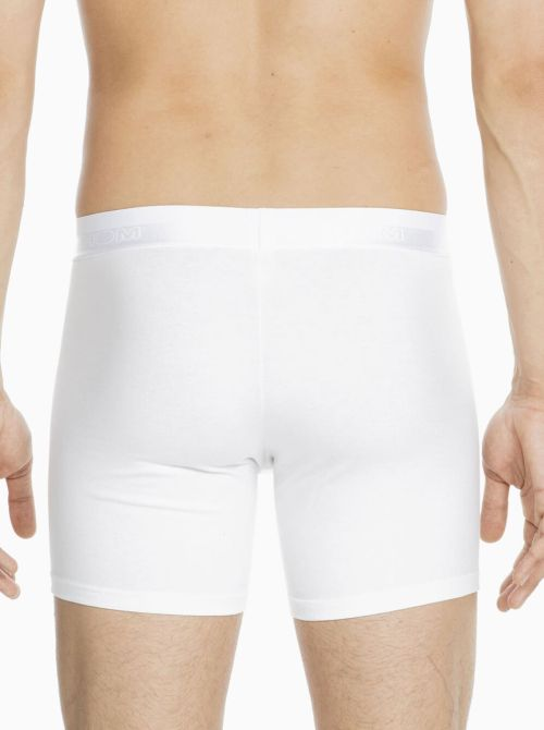 H01 Orginal Long Boxer briefs, bianco HOM