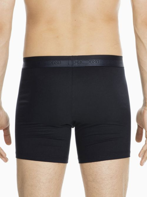 H01 Orginal Long Boxer briefs, navy HOM