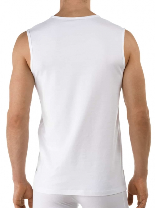 Activity Cotton 13314 Tank Top, bianco CALIDA