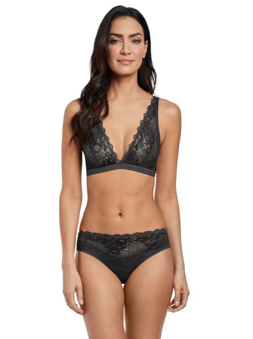 Lace Perfection Bralette, carbone WACOAL