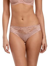 Lace Perfection slip, rosa