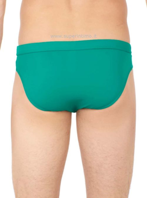 Swim mini slip Sunlight, verde HOM