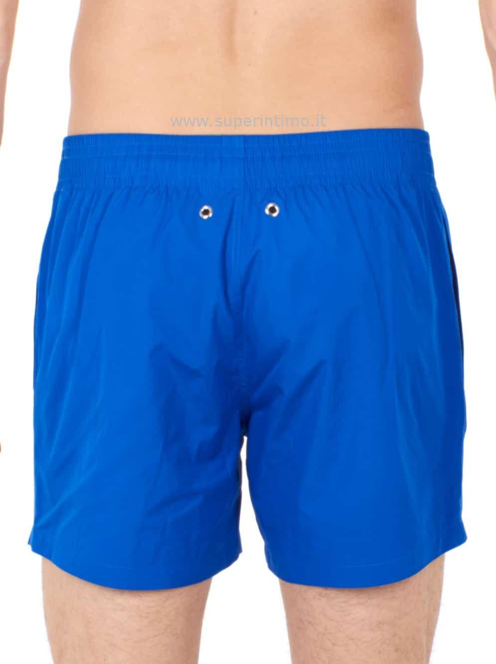 Hom Preppy Beach Boxer Costume a Pantaloncino Uomo