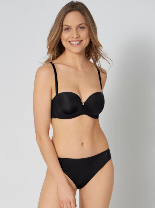 Body Make-Up Essentials WDP Reggiseno preformato, nero TRIUMPH