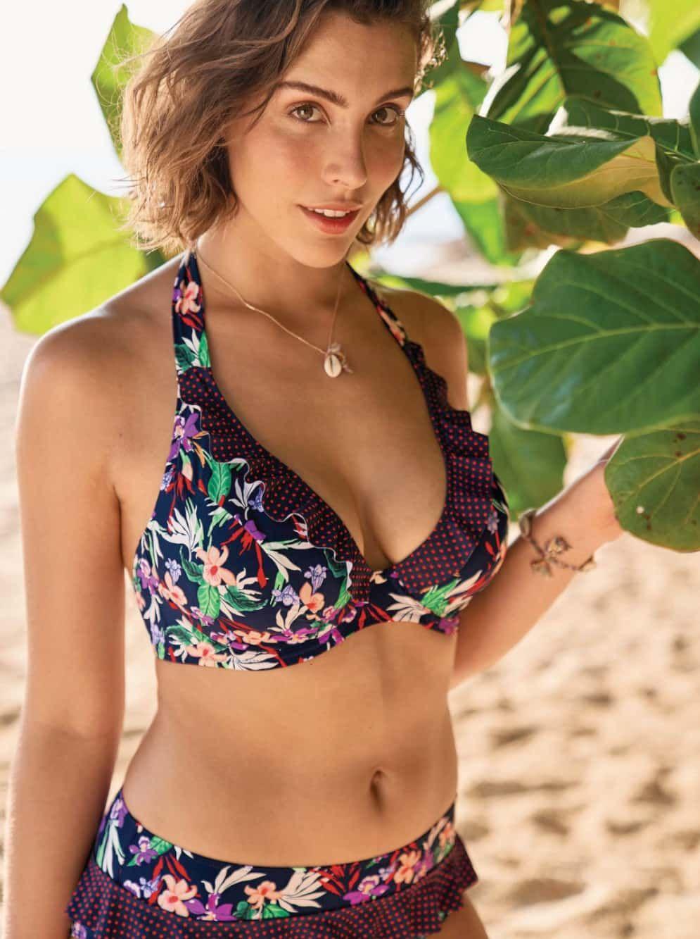 3dc16170ea3d 8849-1 Lizzie Reggiseno Bikini, fantasia
