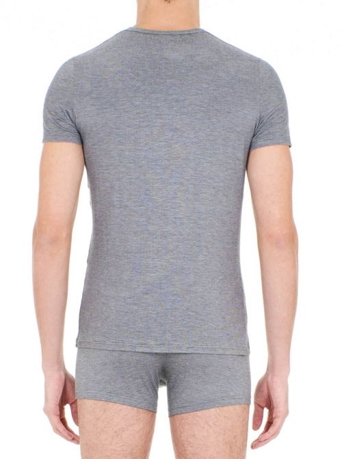 Crew Neck T-shirt, antracite HOM