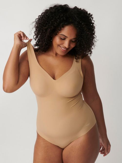 ZERO Feel Body, cognac SLOGGI