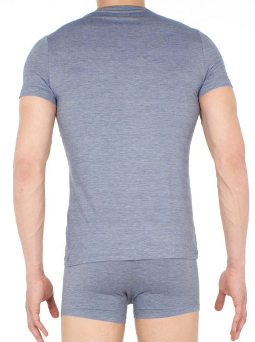 Crew Neck T-shirt, jeans blue HOM