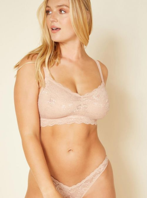 Never say never - Curvy Sweetie bralette, sette COSABELLA