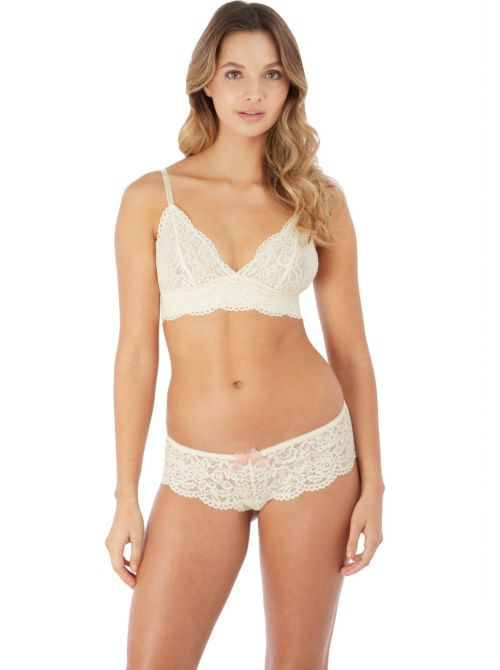 Ciao Bella Bralette, white b.tempt'd