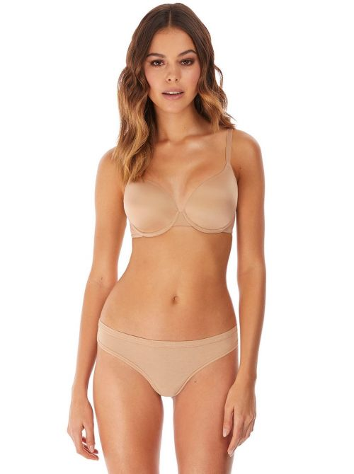 Future Foundations wired bra, natural b.tempt'd
