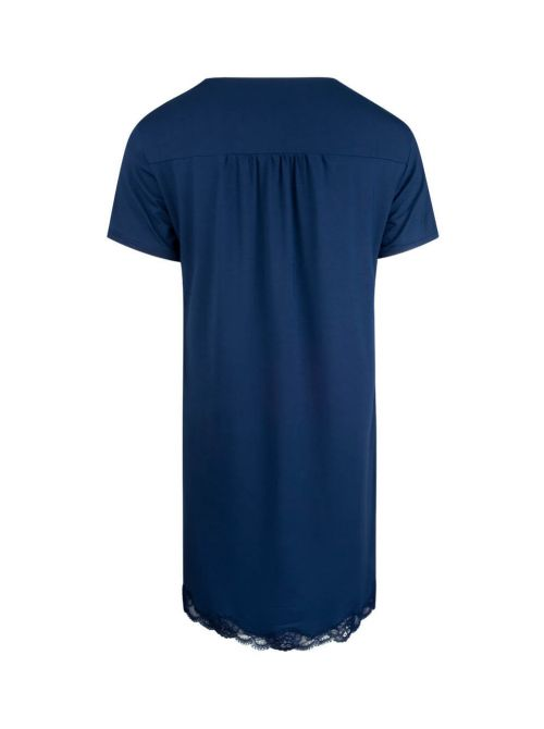 Simply Perfect short sleeve nuisette, blue ANTIGEL
